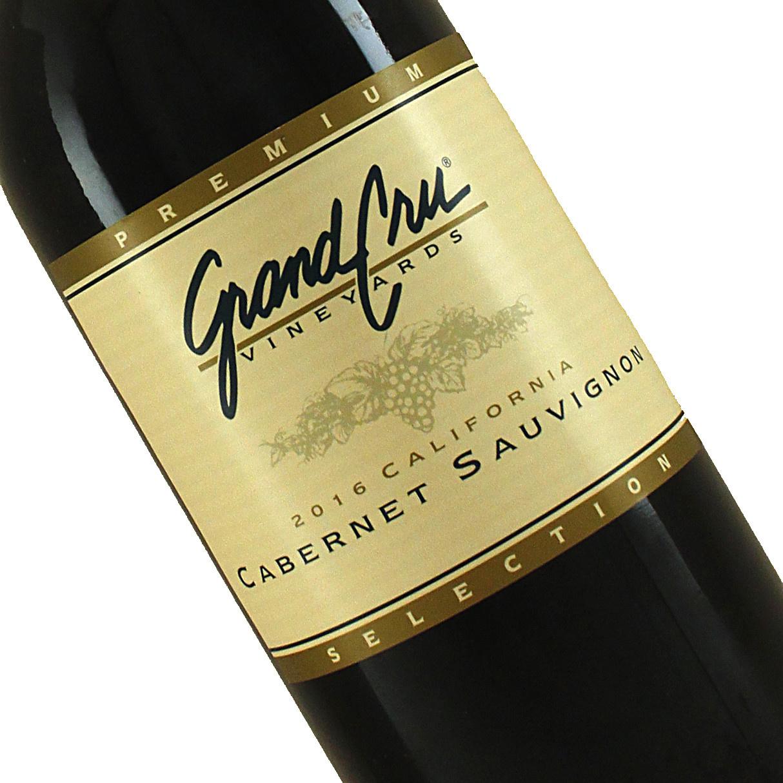 Grand Cru Vineyards 2017 Cabernet Sauvignon, California