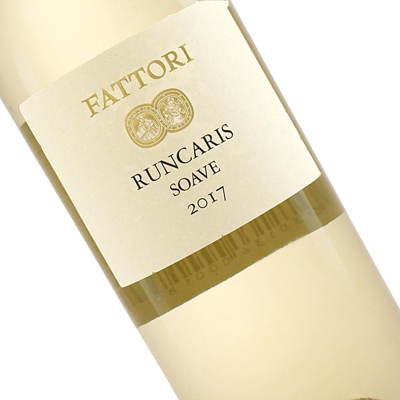 Fattori 2017 Runcaris Soave Classico, Veneto--SAVE $2.00!