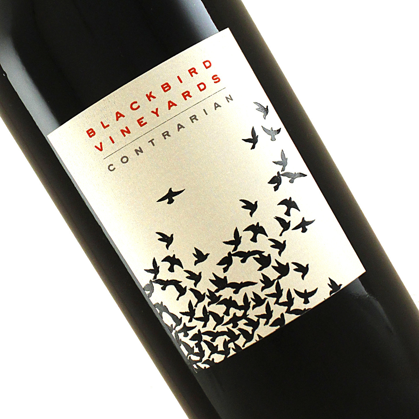 "Blackbird Vineyards 2011 Red Wine ""Contrarian"" , Napa Valley"