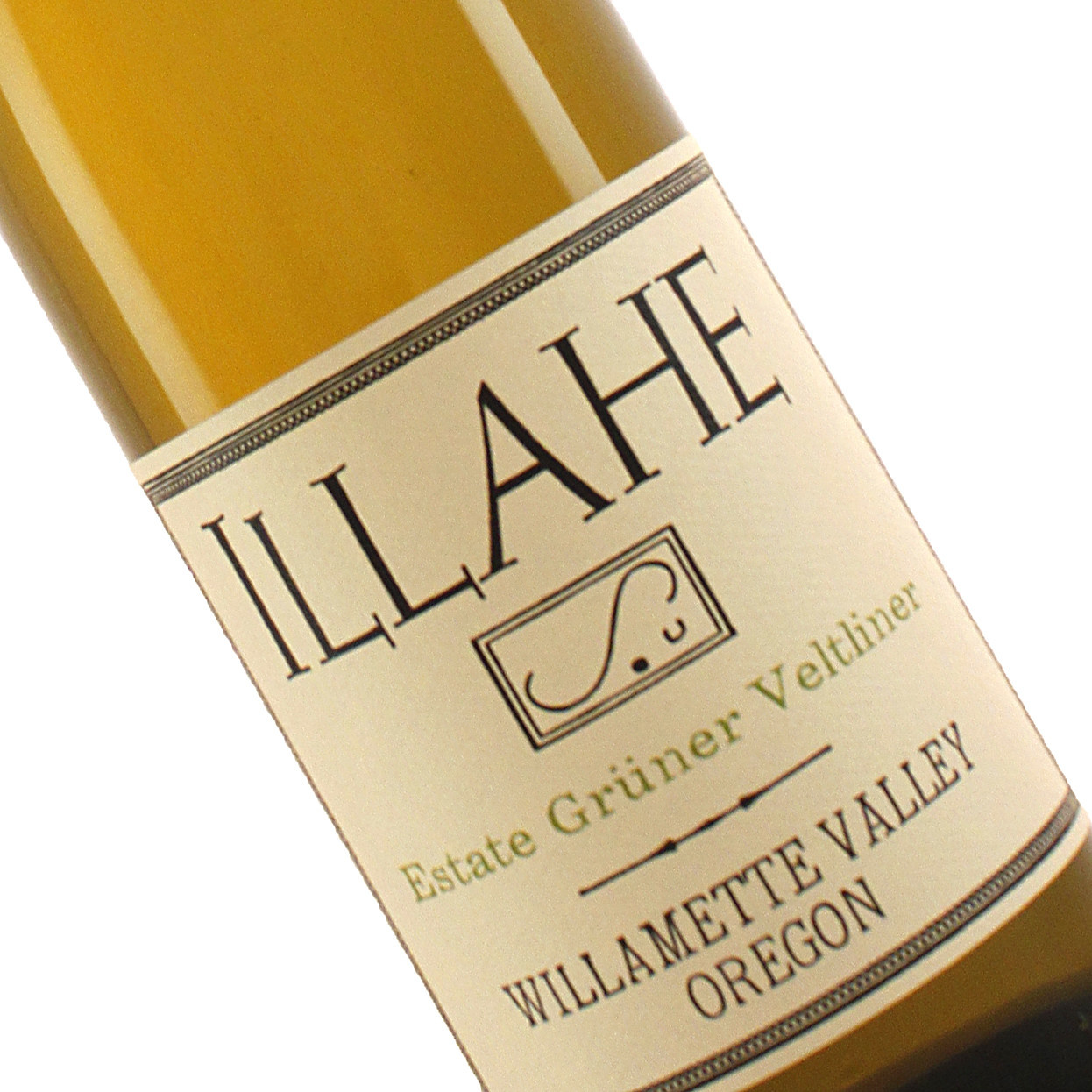 Illahe 2017 Gruner Veltliner, Willamette Valley