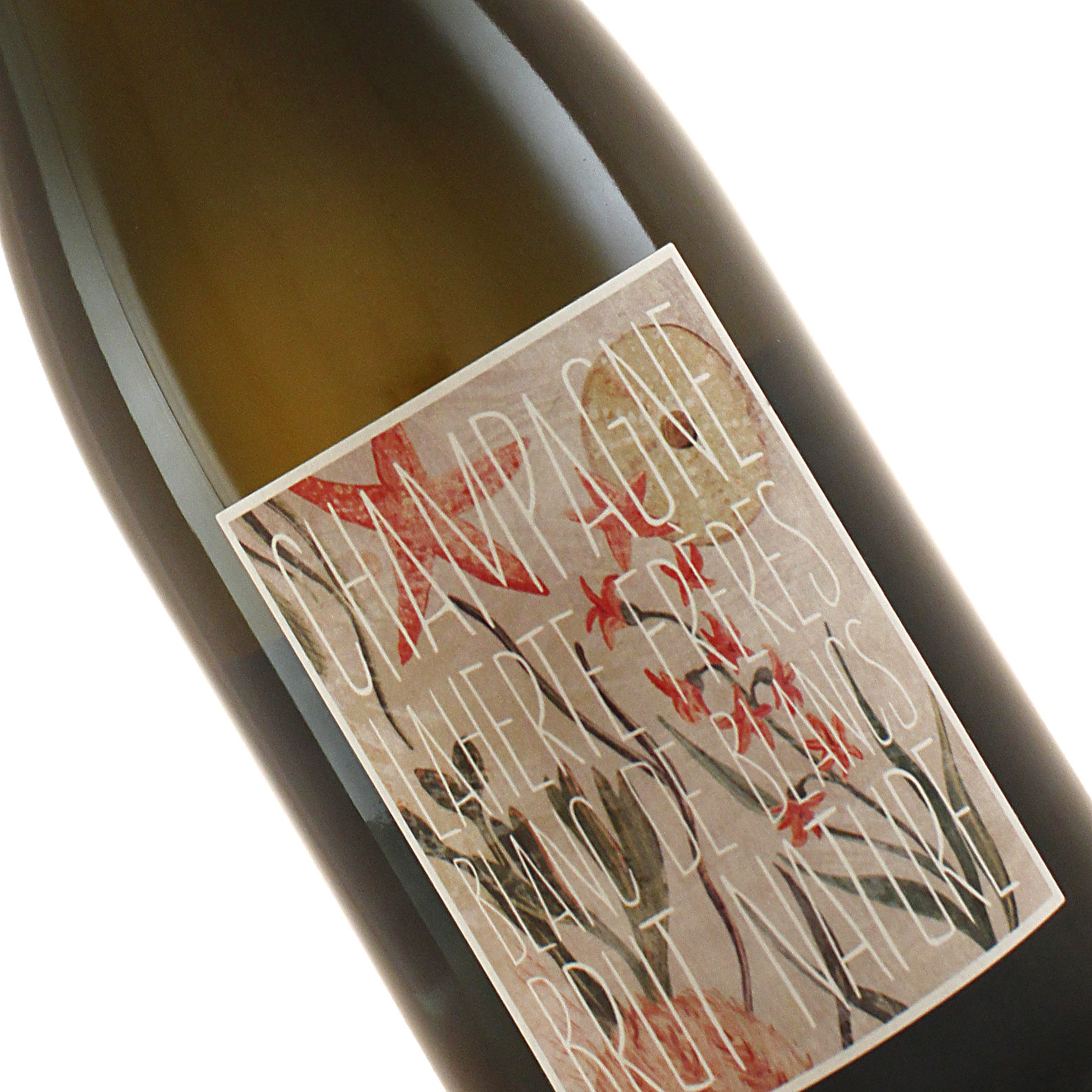 Laherte Freres N.V. Champagne Blanc de Blancs Brut Nature, Chavot