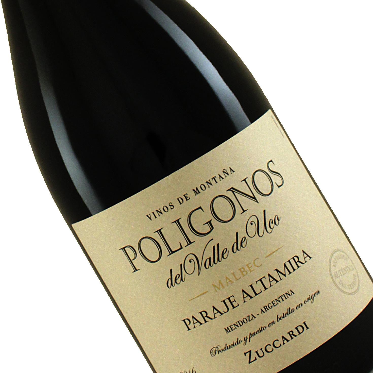 Zuccardi 2016 Poligonos Malbec Altamira, Mendoza