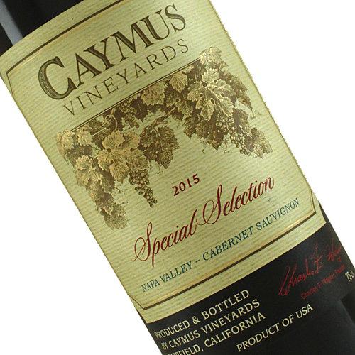 """Caymus 2016 Cabernet Sauvignon """"Special Selection"""" Napa Valley"""