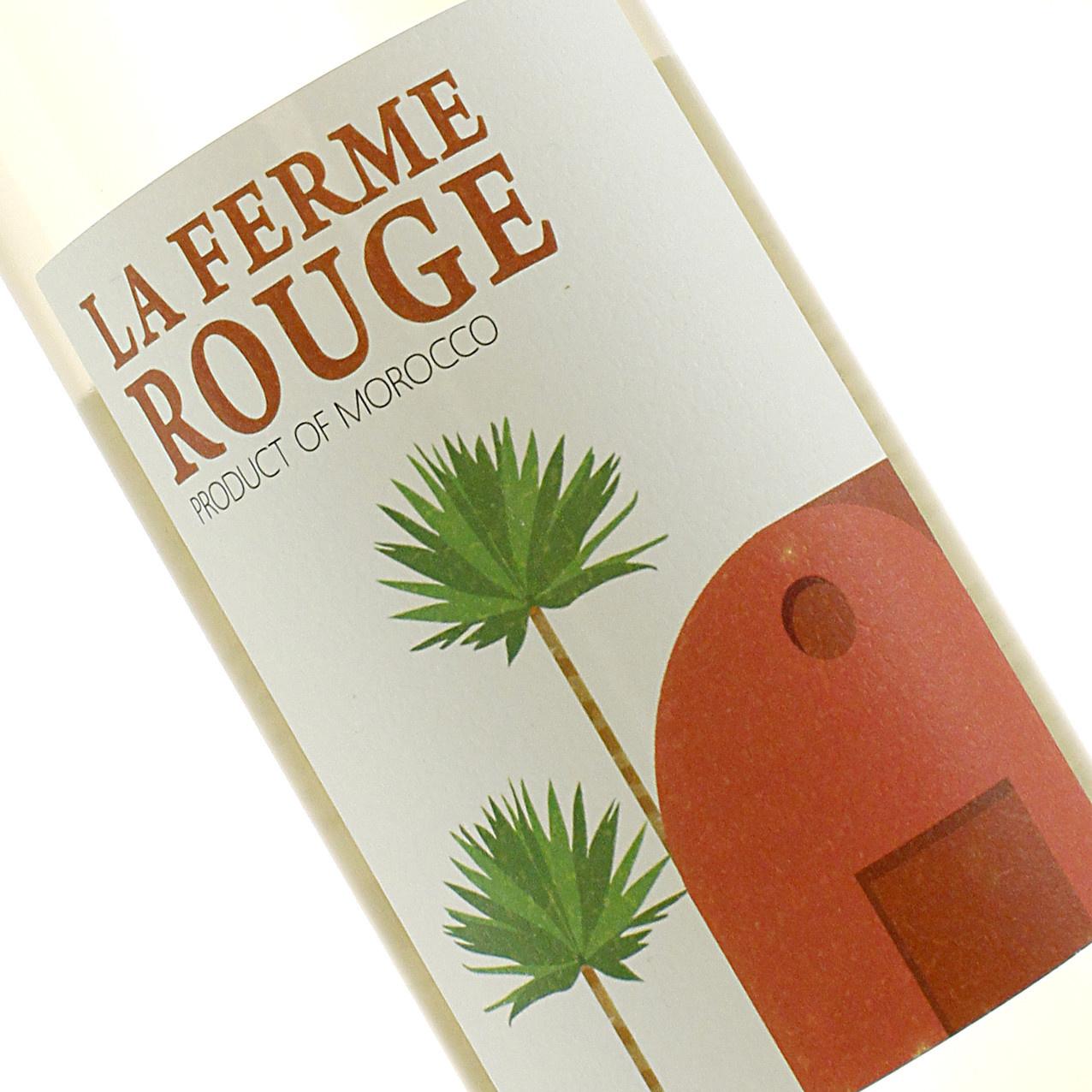 La Ferme Rouge 2019 Terre Blanches (Chardonnay/Sauvignon Blanc), Zaer Morocco
