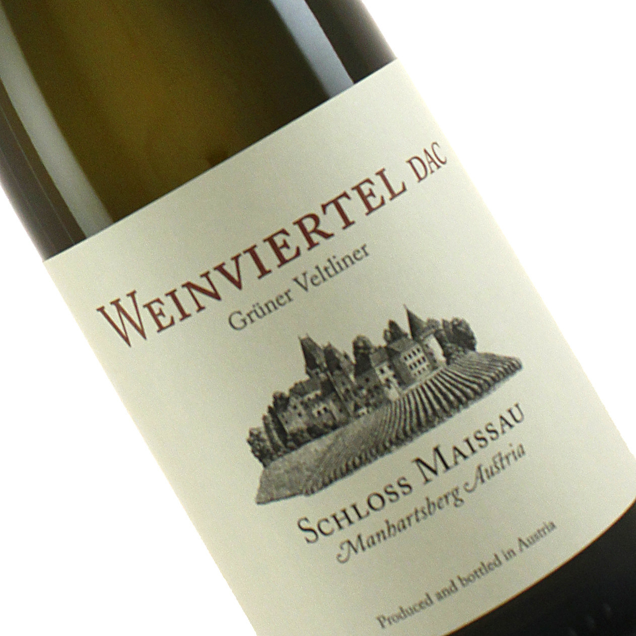 Schloss Maissau 2017 Gruner Veltliner, Weinviertel Austria
