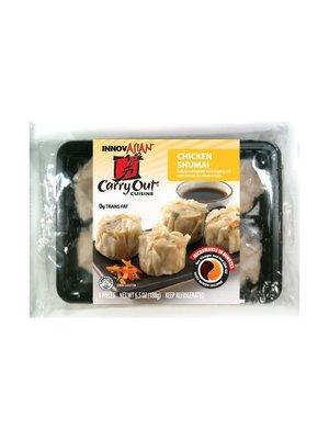 Innovasian Carry Out Cuisine Chicken Dumplings. USA