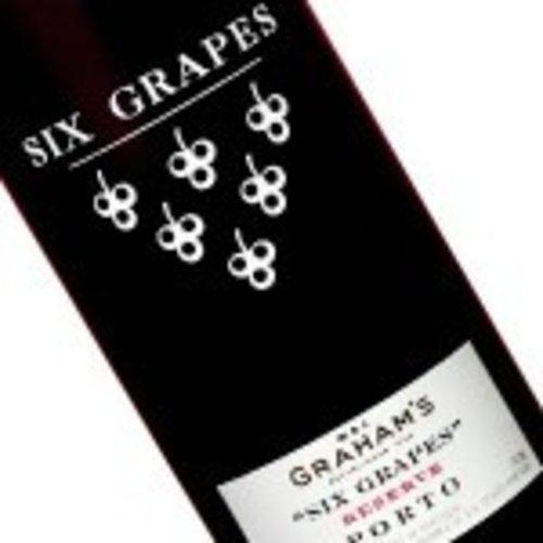 Graham's N.V. Six Grapes Reserve Porto, Portugal