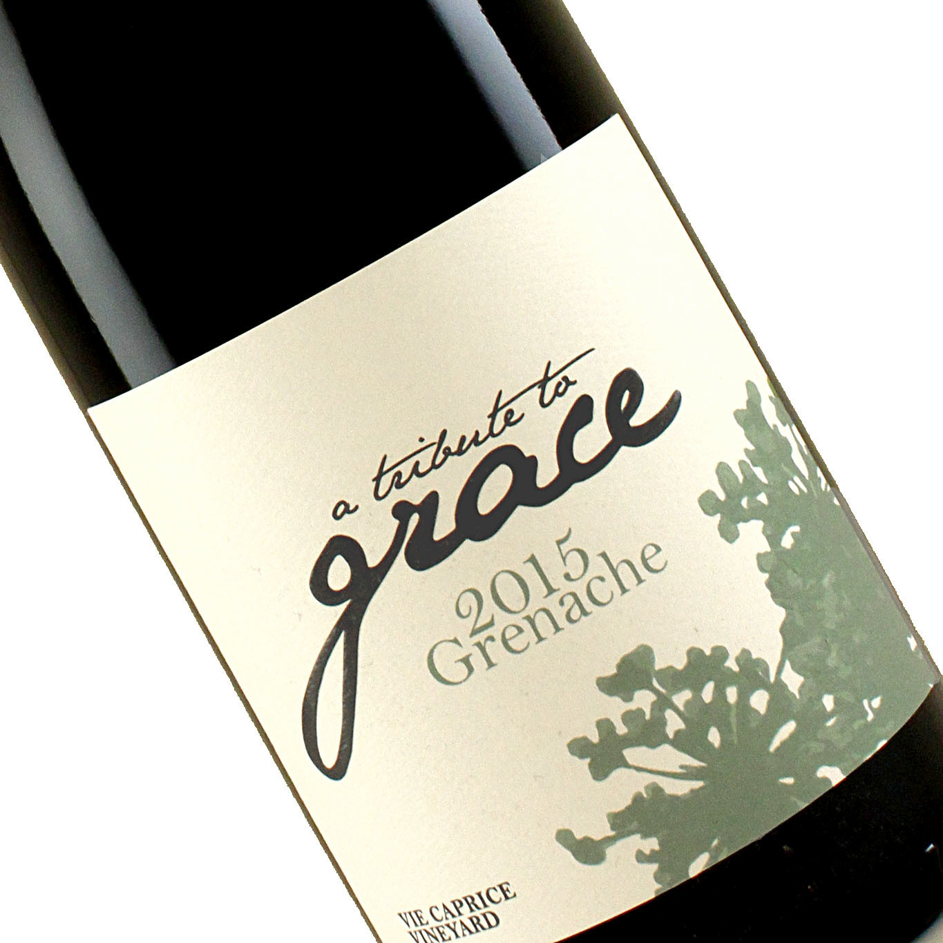 "A Tribute to Grace 2015 Grenache ""Vie Caprice"" Vineyard"