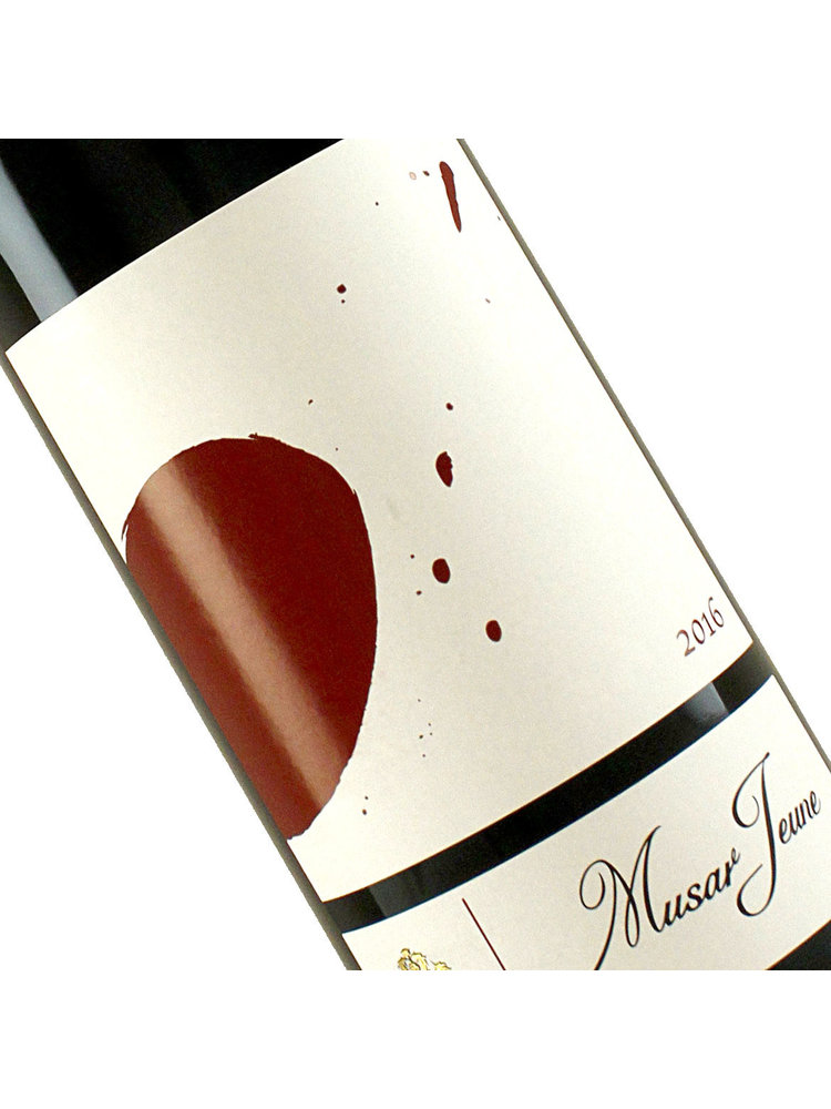 Chateau Musar 2017 Jeune Rouge Red Wine, Bekka Valley Lebanon