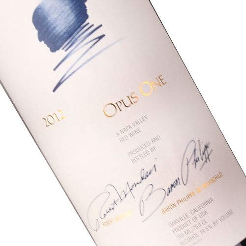 Opus One 2015 Red Wine, Napa Valley