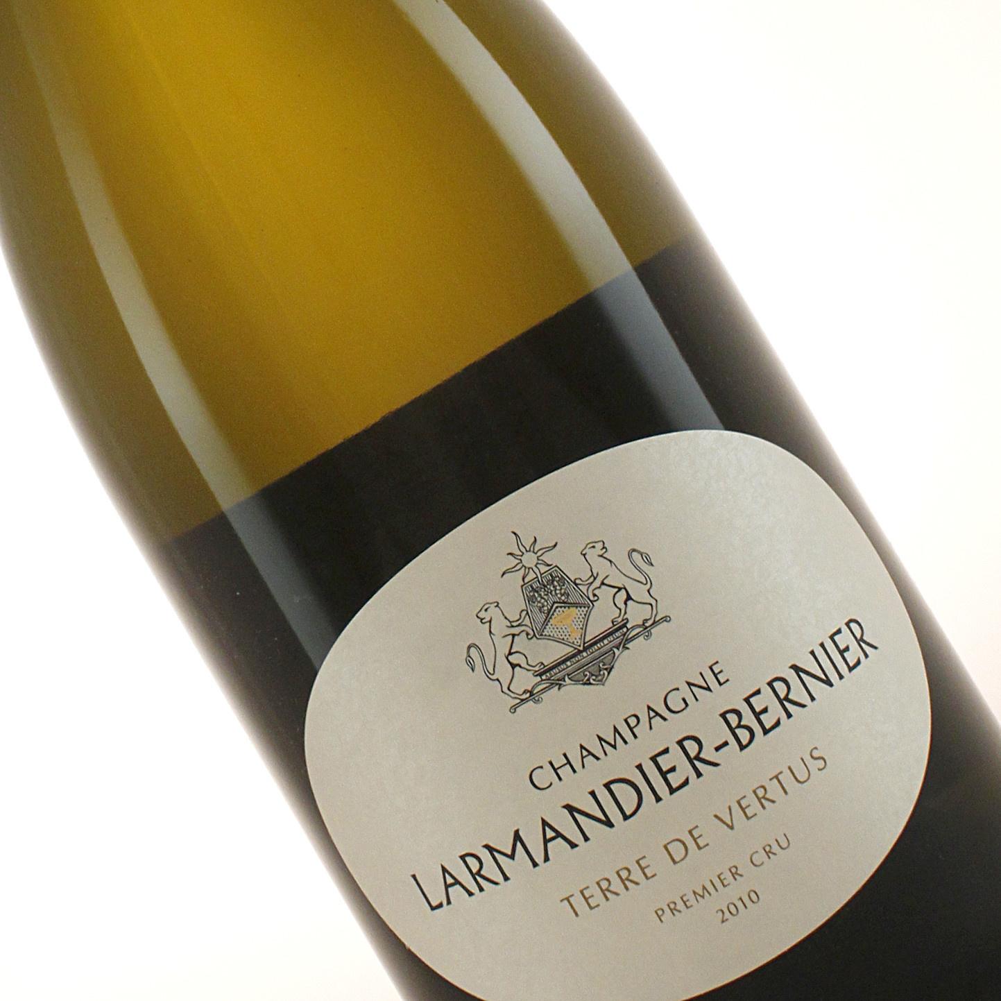 2010 Champagne Larmandier-Bernier Terre De Vertus Premier Cru