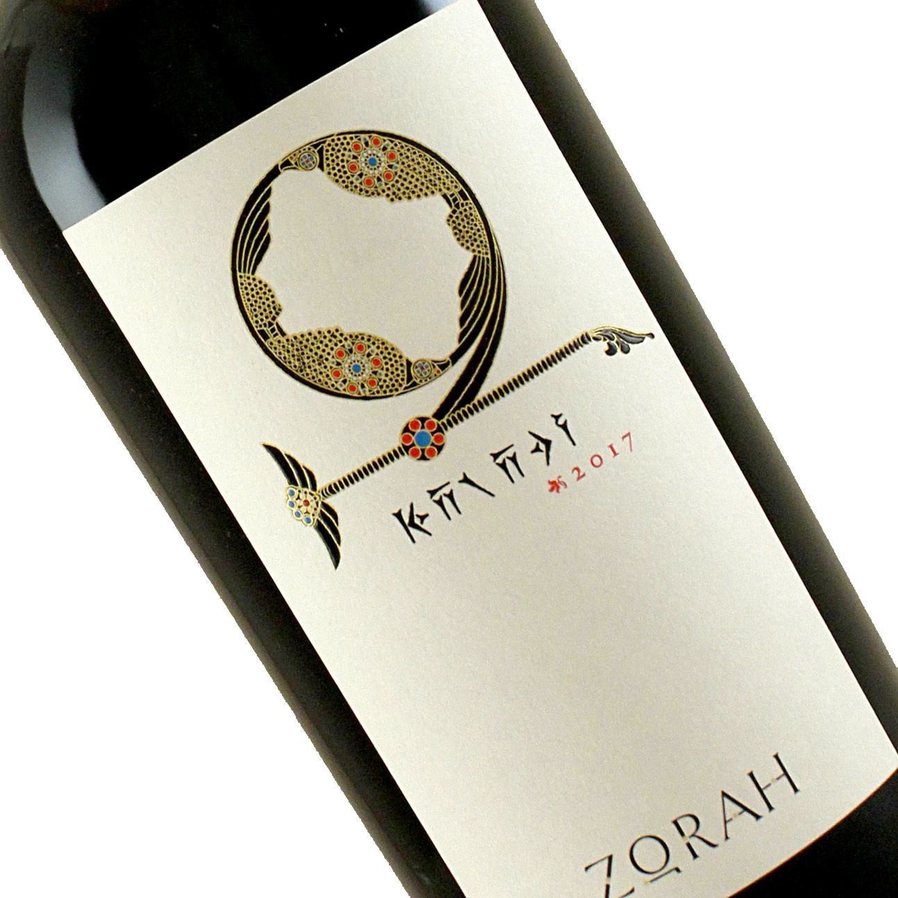 Zorah 2017 Karasi Areni Noir, Armenia