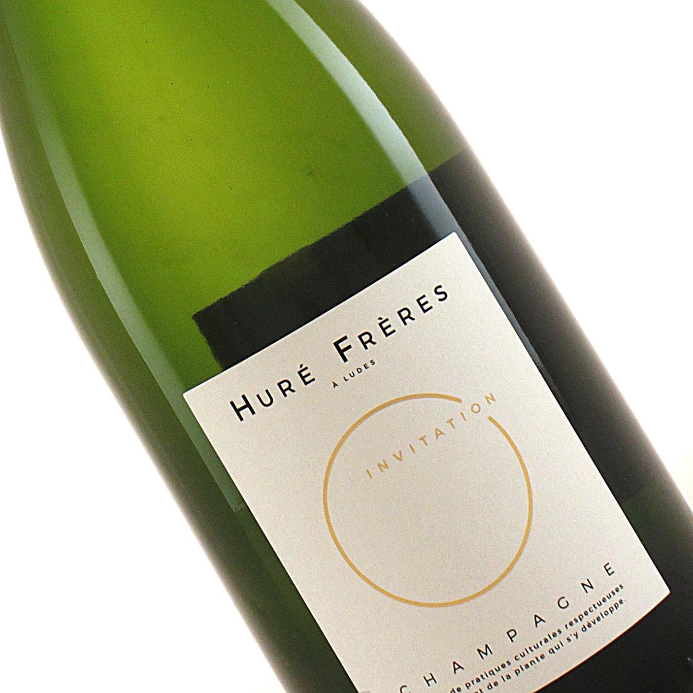 """Hure Freres NV Reserve """"Invitation"""", Champagne"""