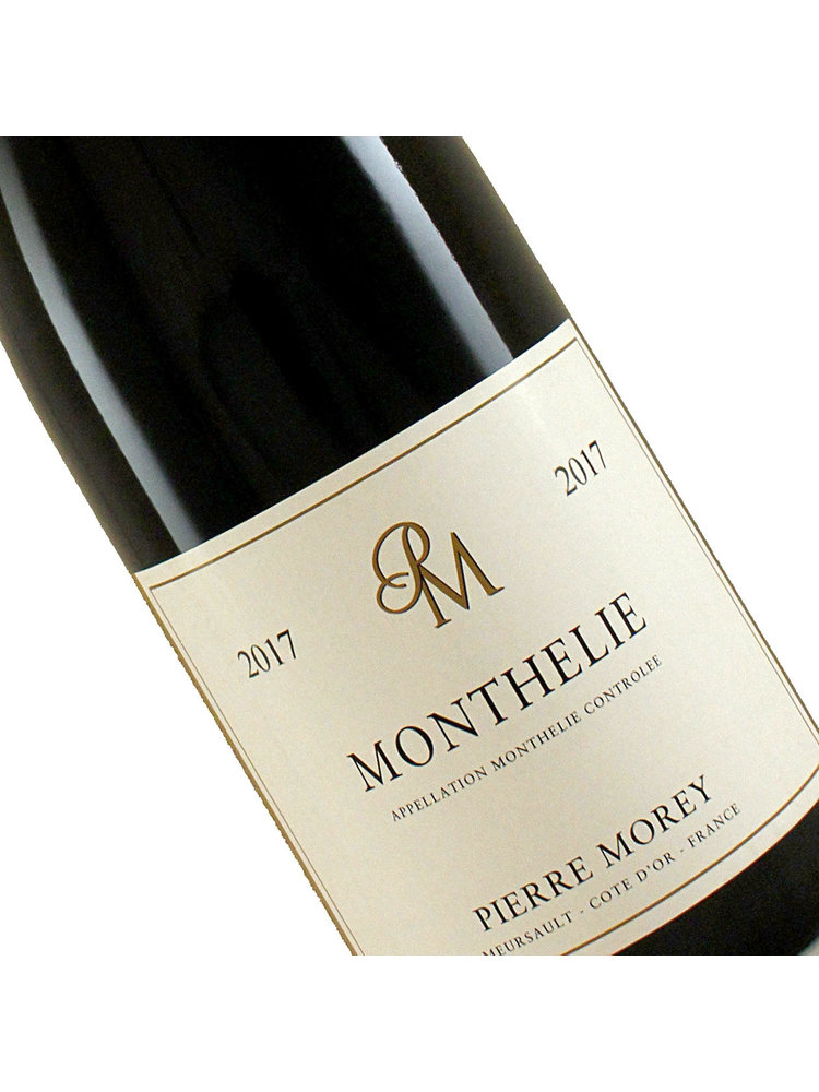 Pierre Morey 2017 Monthelie Rouge, Burgundy