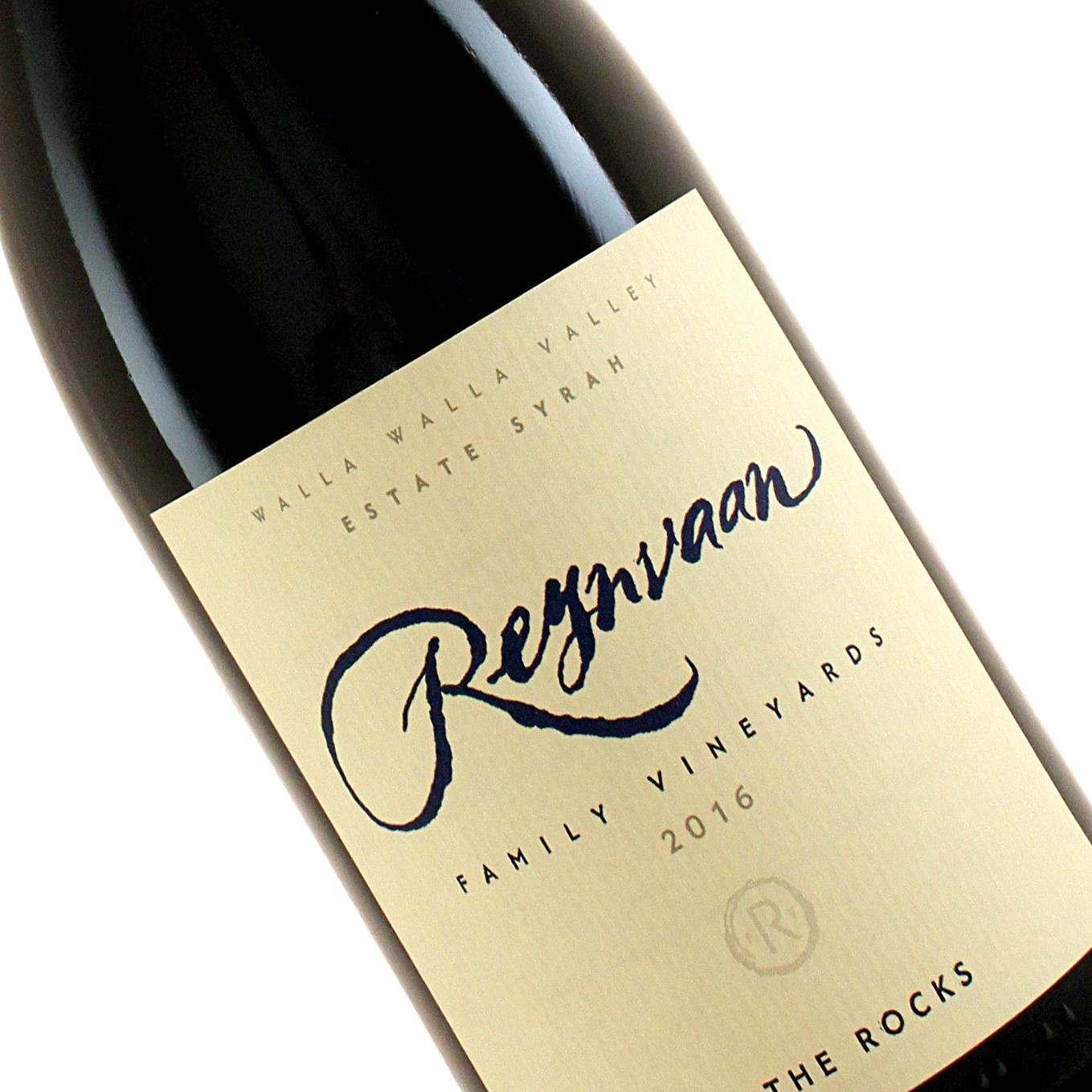 "Reynvaan 2016 Syrah ""In The Rocks"" Walla Walla Valley, Washington"