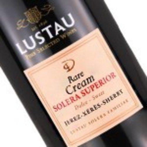Lustau N.V. Solera Superior Rare Cream Sherry, Jerez