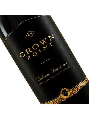 Crown Point 2016 Cabernet Sauvignon, Happy Canyon, Santa Barbara County