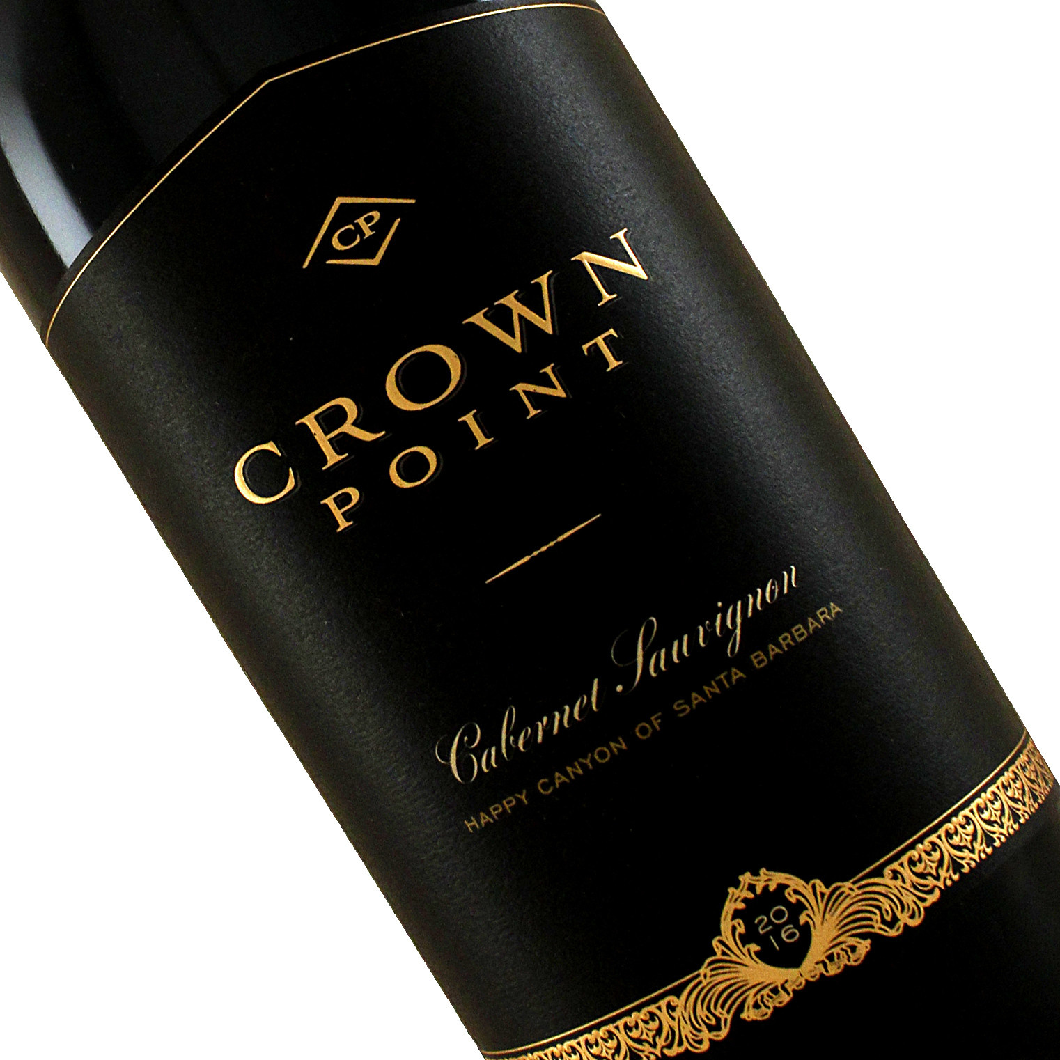 Crown Point 2016 Cabernet Sauvignon, Happy Canyon of Santa Barbara