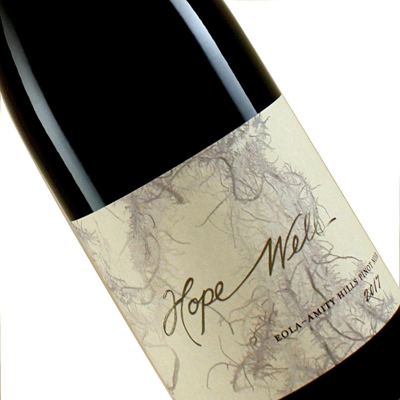 Hope Well 2017 Pinot Noir Eola-Amity Hills