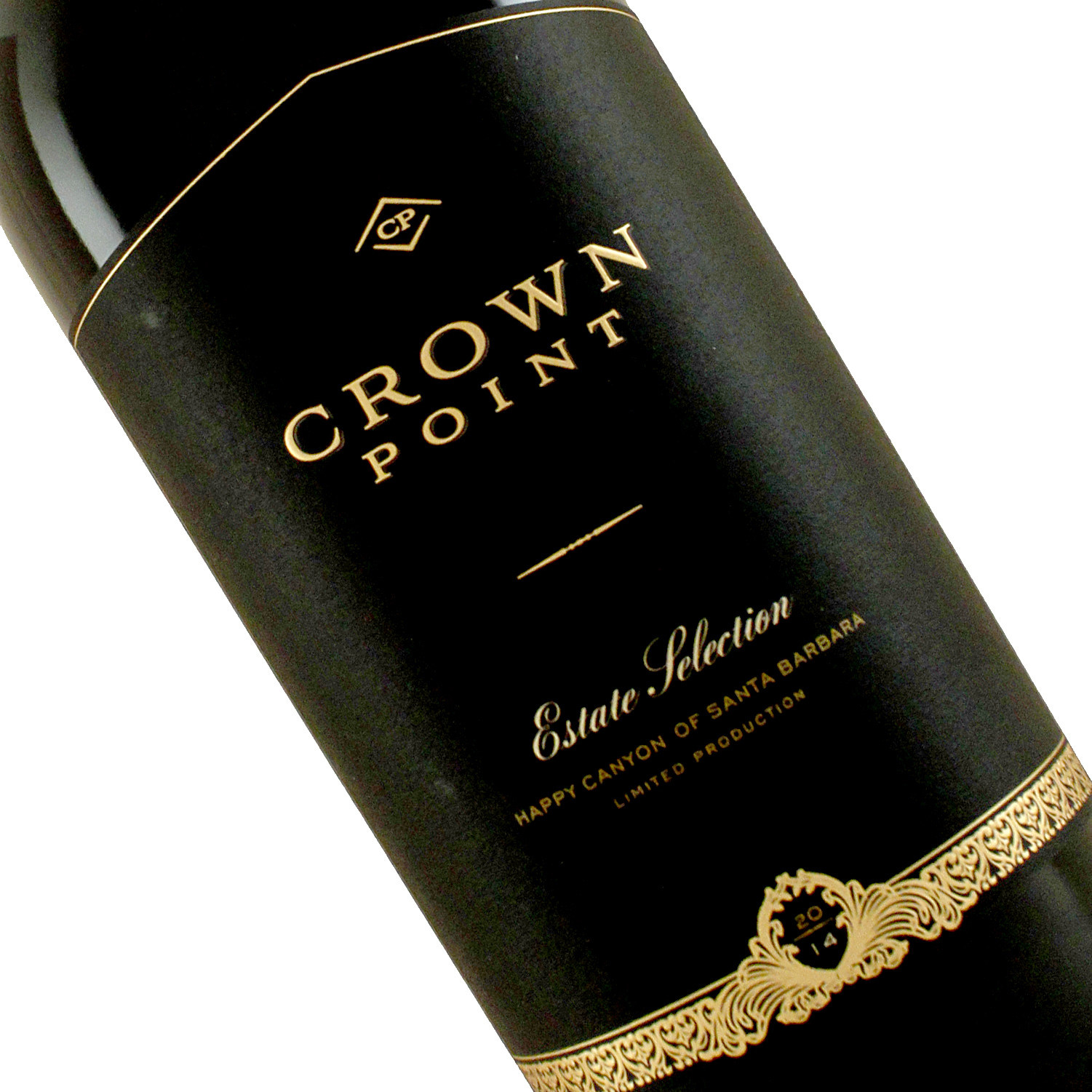 Crown Point 2014 Estate Selection Red Blend, Happy Canyon of Santa Barbara