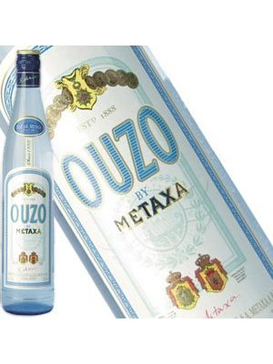 Metaxa Ouzo Greek Liqueur, Greece