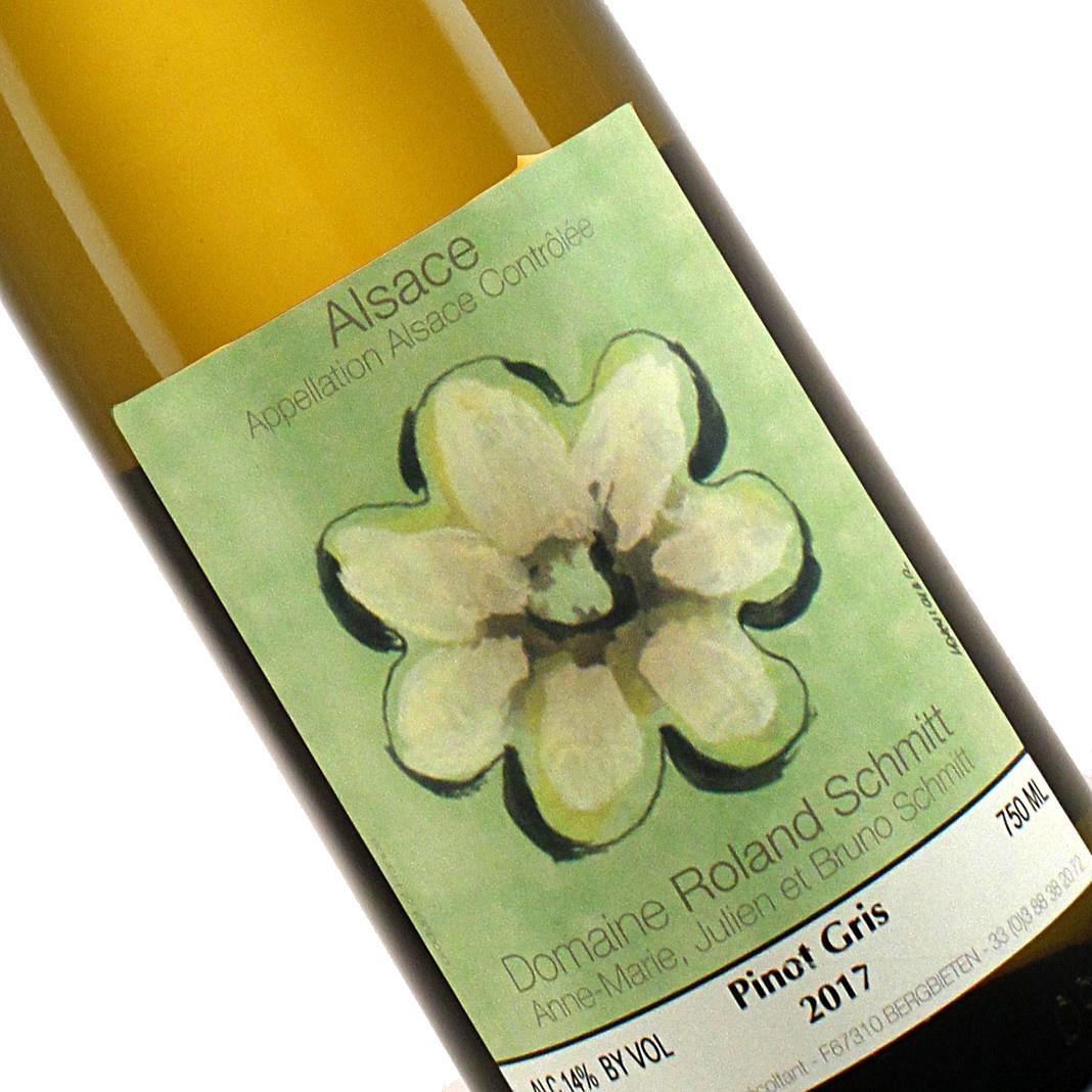 Domaine Roland Schmitt 2017 Pinot Gris, Alsace, France