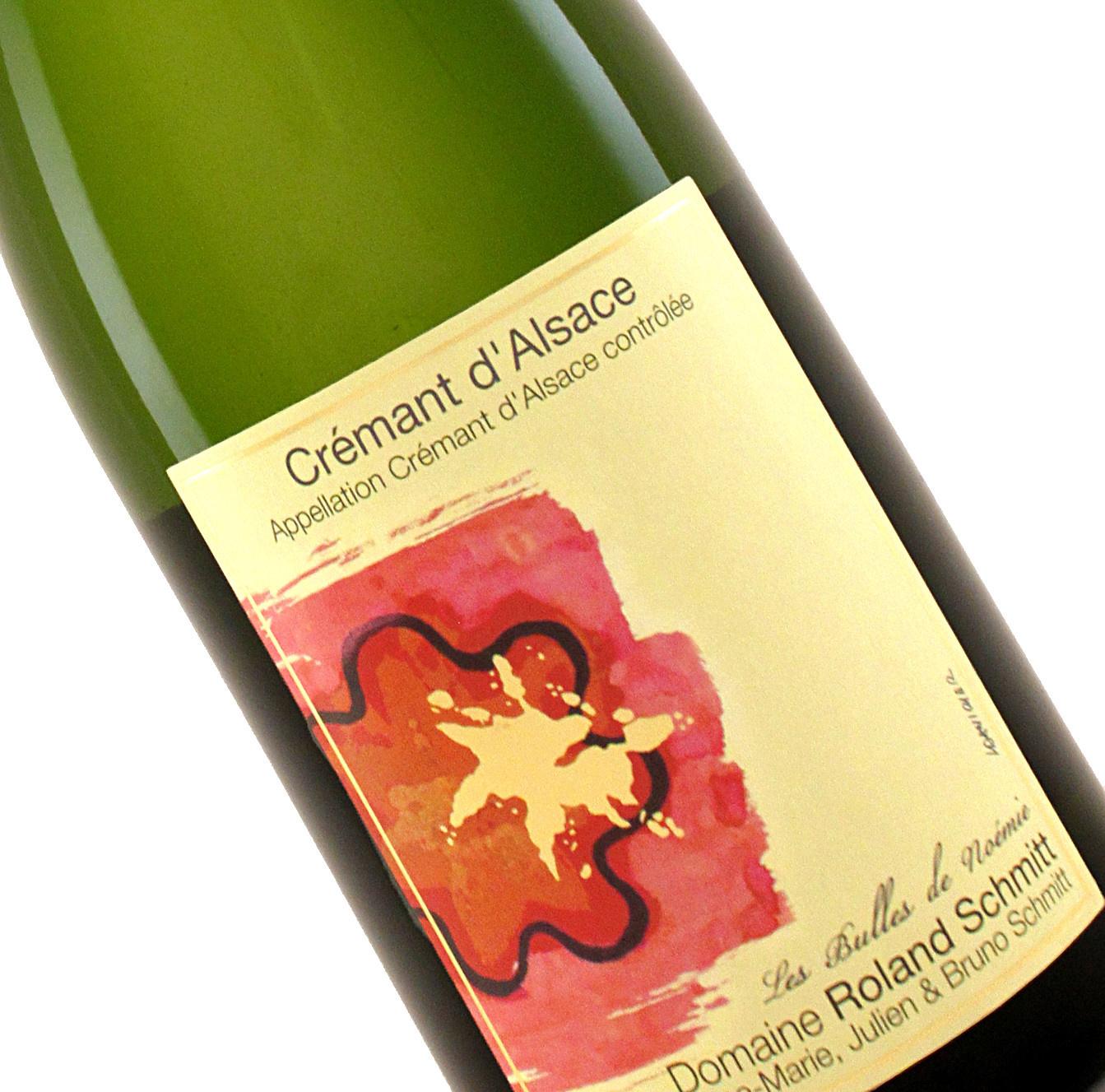 Domaine Roland Schmitt NV Cremant d'Alsace Sparkling Wine, Alsace