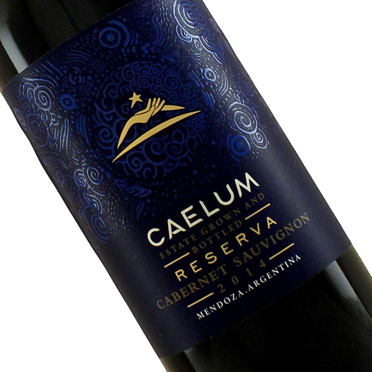 Caelum 2014 Reserve Cabernet Sauvignon, Mendoza