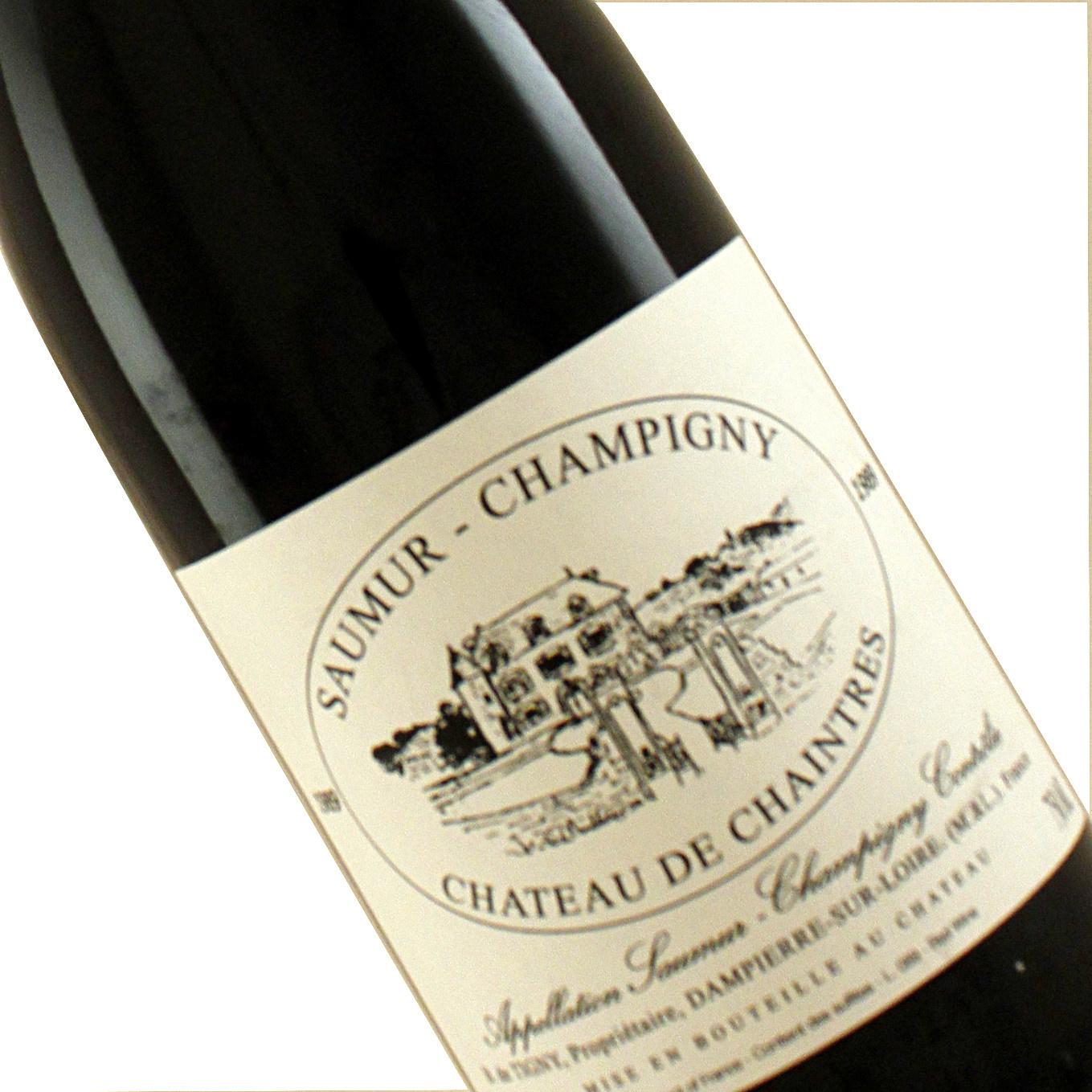 Chateau De Chaintres 1989 Saumur-Champigny Rouge, Loire