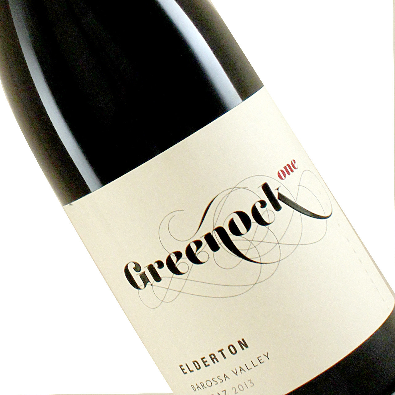"Elderton 2013 Shiraz ""Greenock One"" Barossa Valley"
