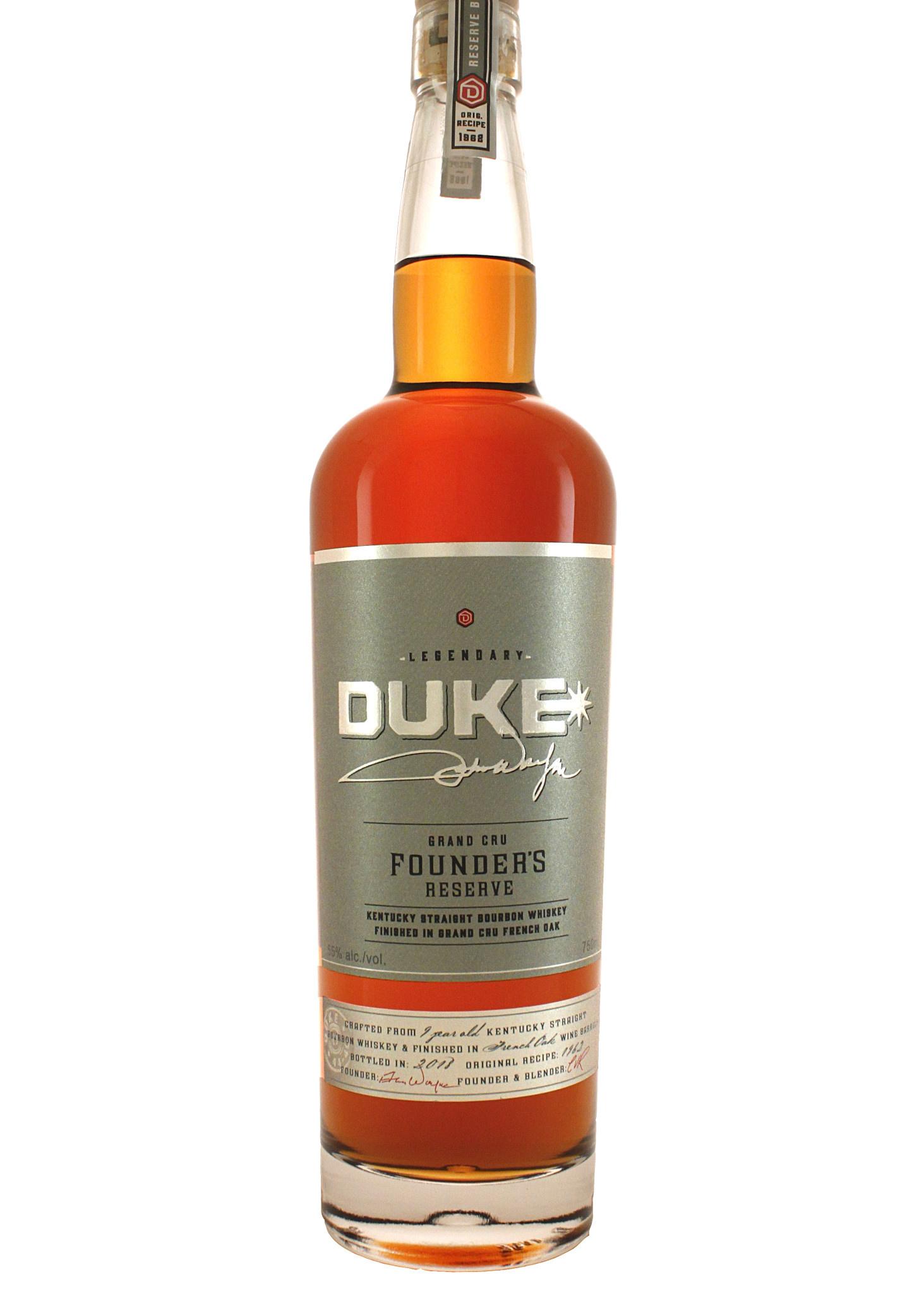 Duke Grand Cru Founder's Reserve Kentucky Straight Bourbon Whiskey