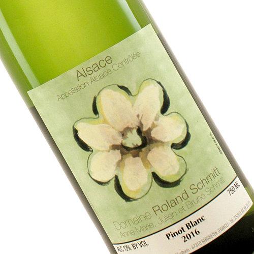 Domaine Roland Schmitt 2020 Pinot Blanc, Alsace, France