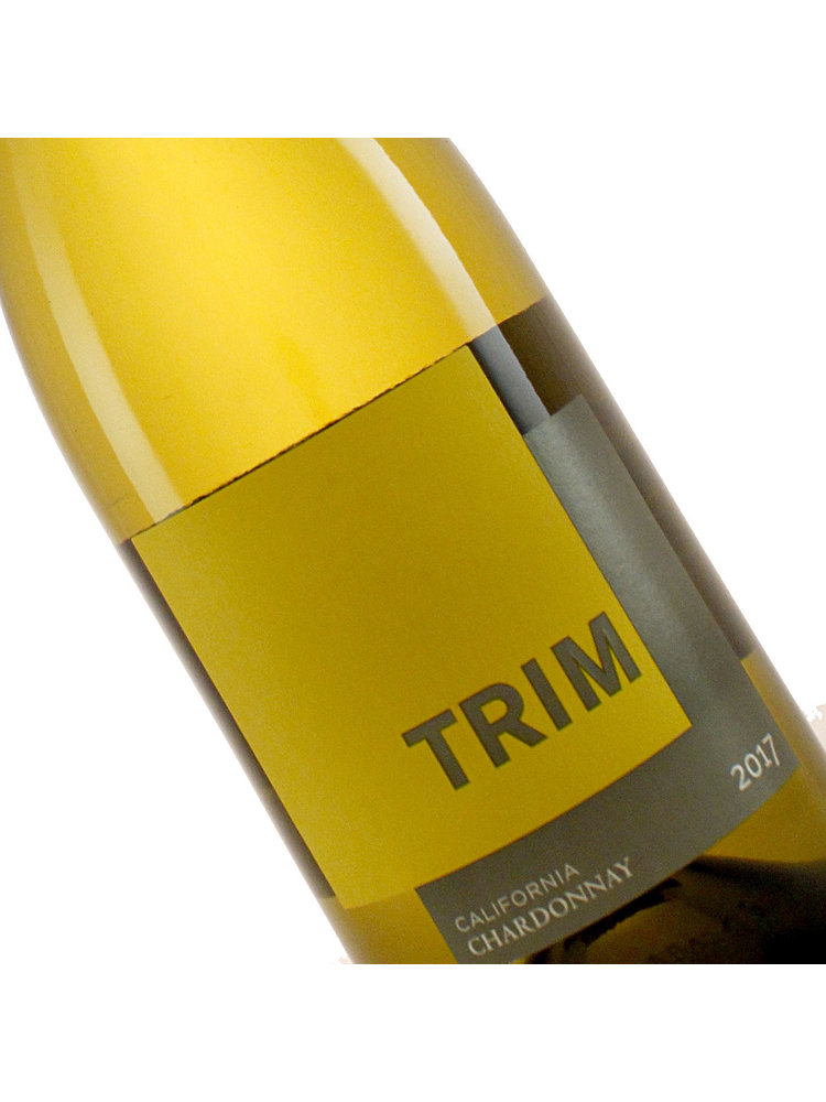 Trim 2017 Chardonnay, California