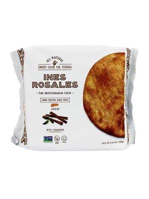 Ines Rosales Sweet Olive Oil Tortas with Cinnamon, Spain