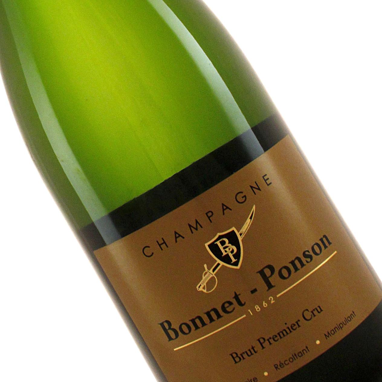 Bonnet-Ponson NV Brut Premier Cru, Champagne