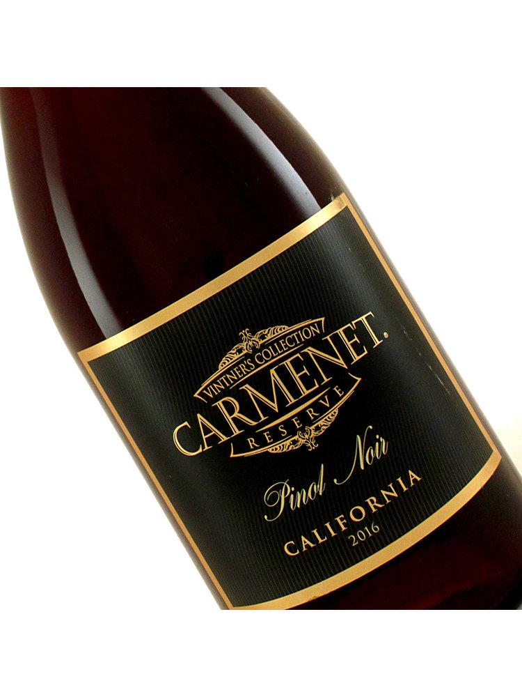 Carmenet 2016 Pinot Noir, California