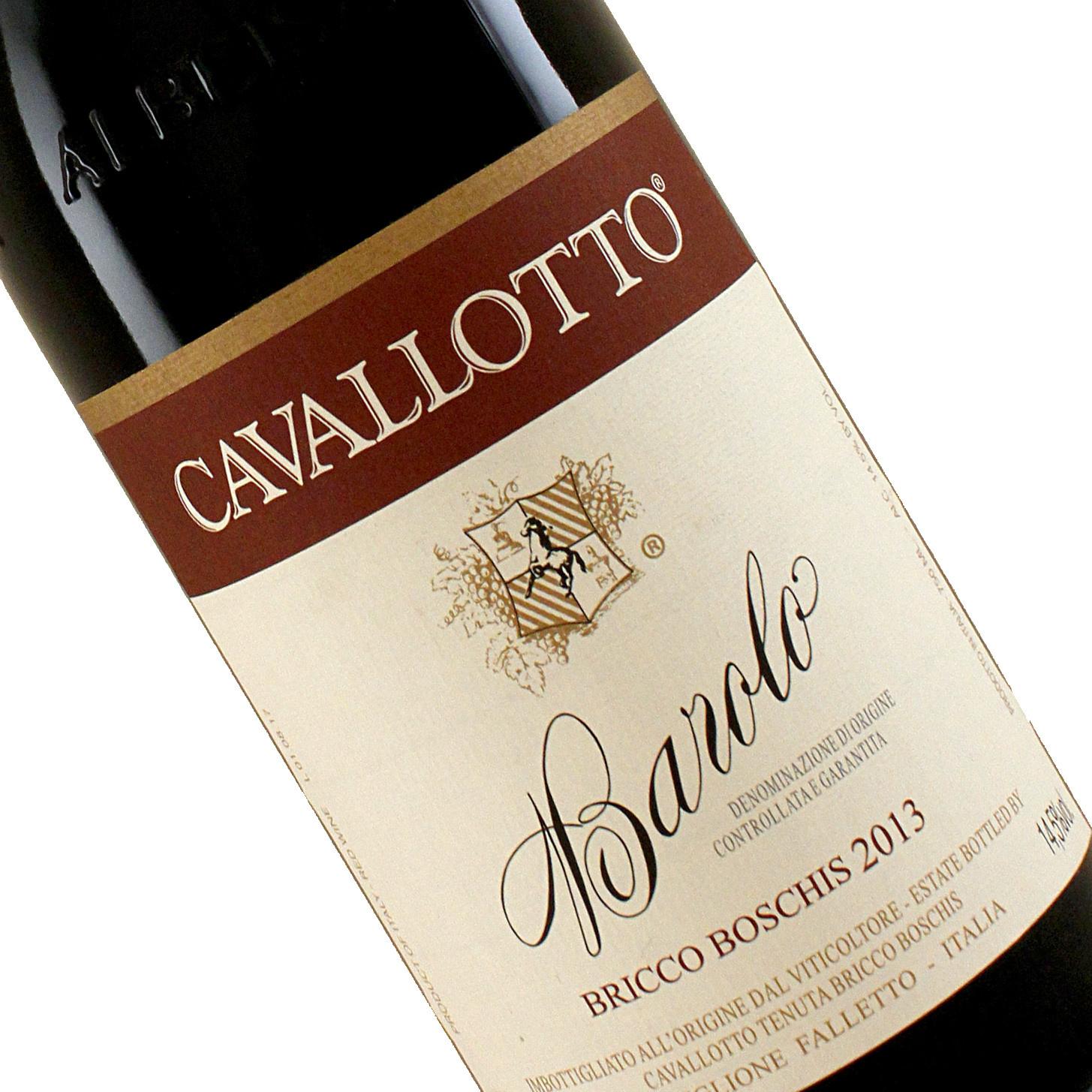 Cavallotto 2013 Barolo Bricco Boschis, Piedmont