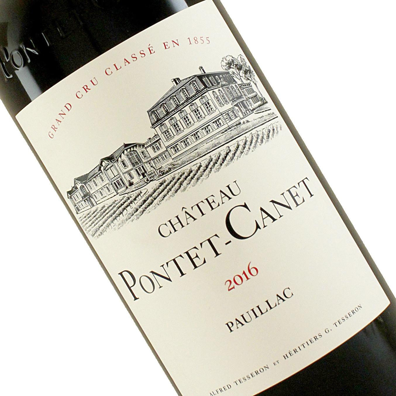 Chateau Pontet-Canet 2016 Pauillac, Bordeaux