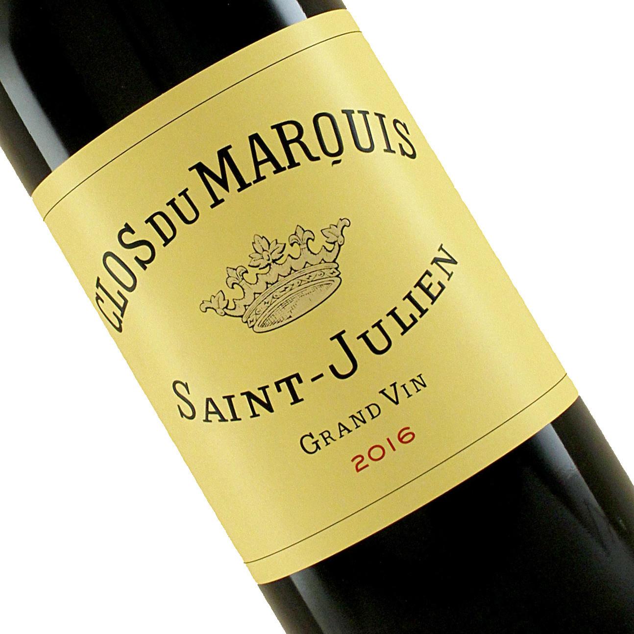 Clos Du Marquis 2016 Saint-Julien, Bordeaux