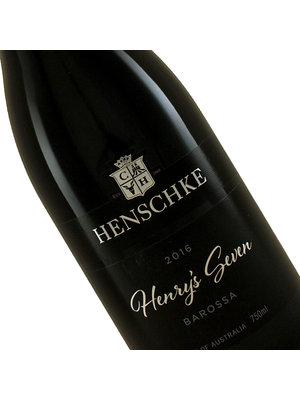"""Henschke 2018 Red Blend """"Henry's Seven"""" Barossa, Australia"""