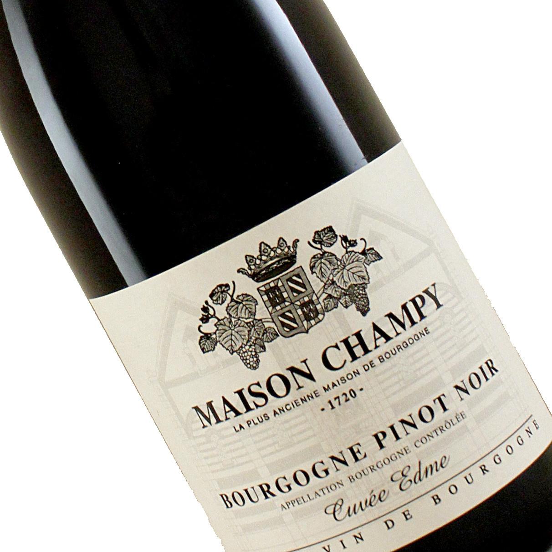 "Maison Champy 2017 Bourgogne Pinot Noir "" Cuvee Edme"", Burgundy"