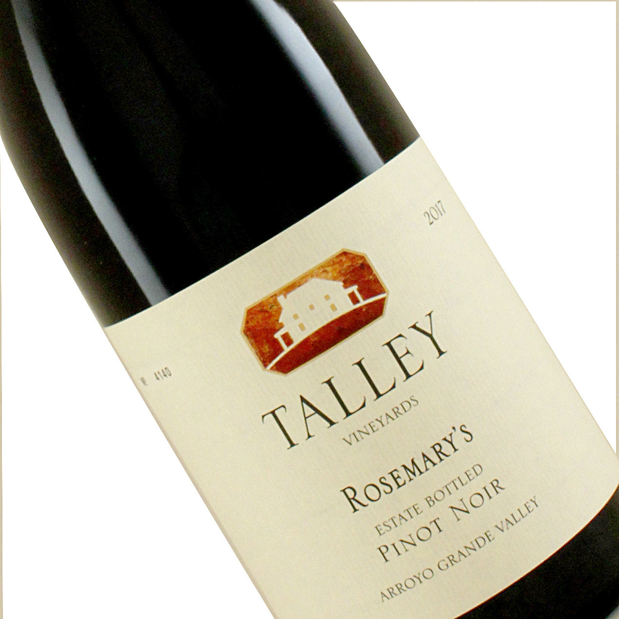 Talley 2017 Estate Pinot Noir Rosemary's Vineyard, Arroyo Grande Valley, California