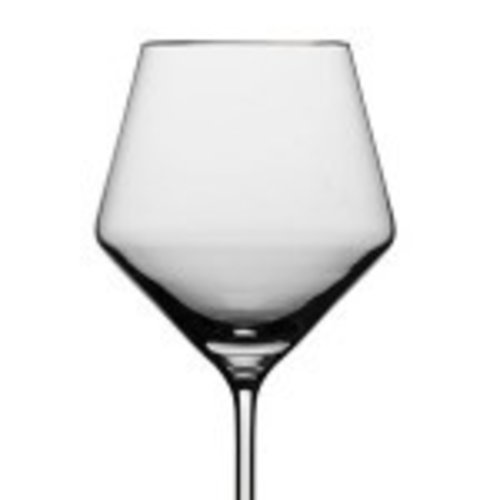"Schott-Zwiesel ""Pure"" Burgundy Glass"