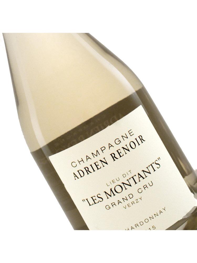 "Adrien Renoir 2015 Champagne Grand Cru ""Les Montants"", Verzy"
