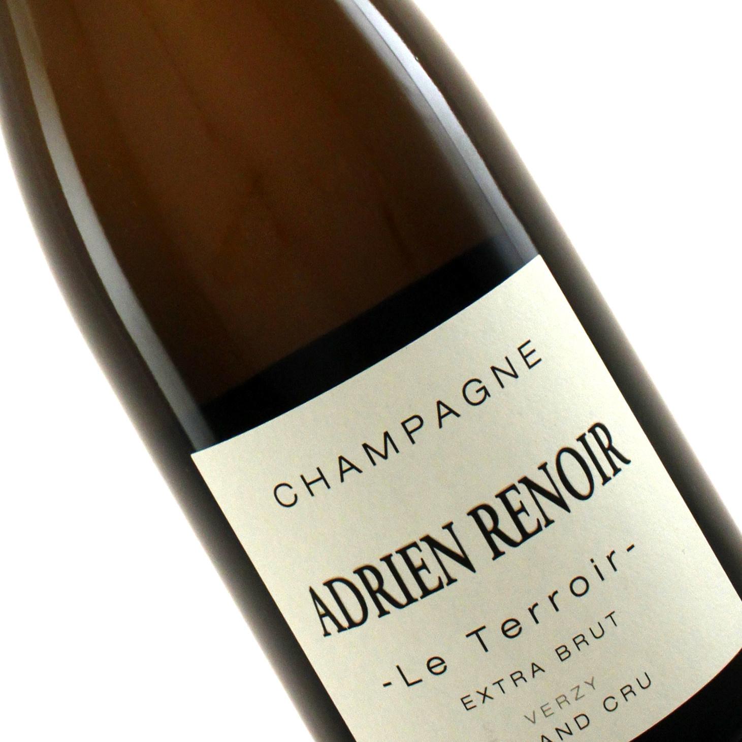 "Adrien Renoir N.V. Champagne Extra Brut Grand Cru ""Le Terroir"" , Verzy"