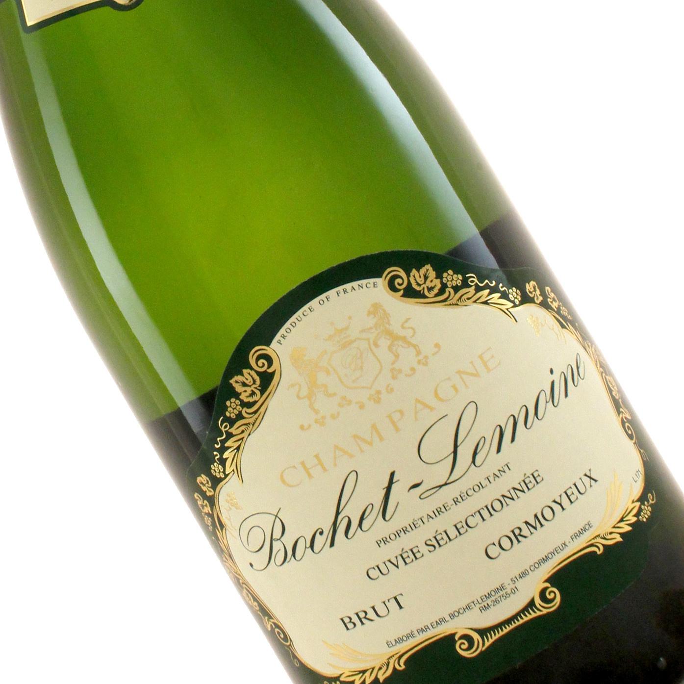 """Bochet-Lemoine N.V. Champagne Brut """"Cuvee Selectionnee"""""""