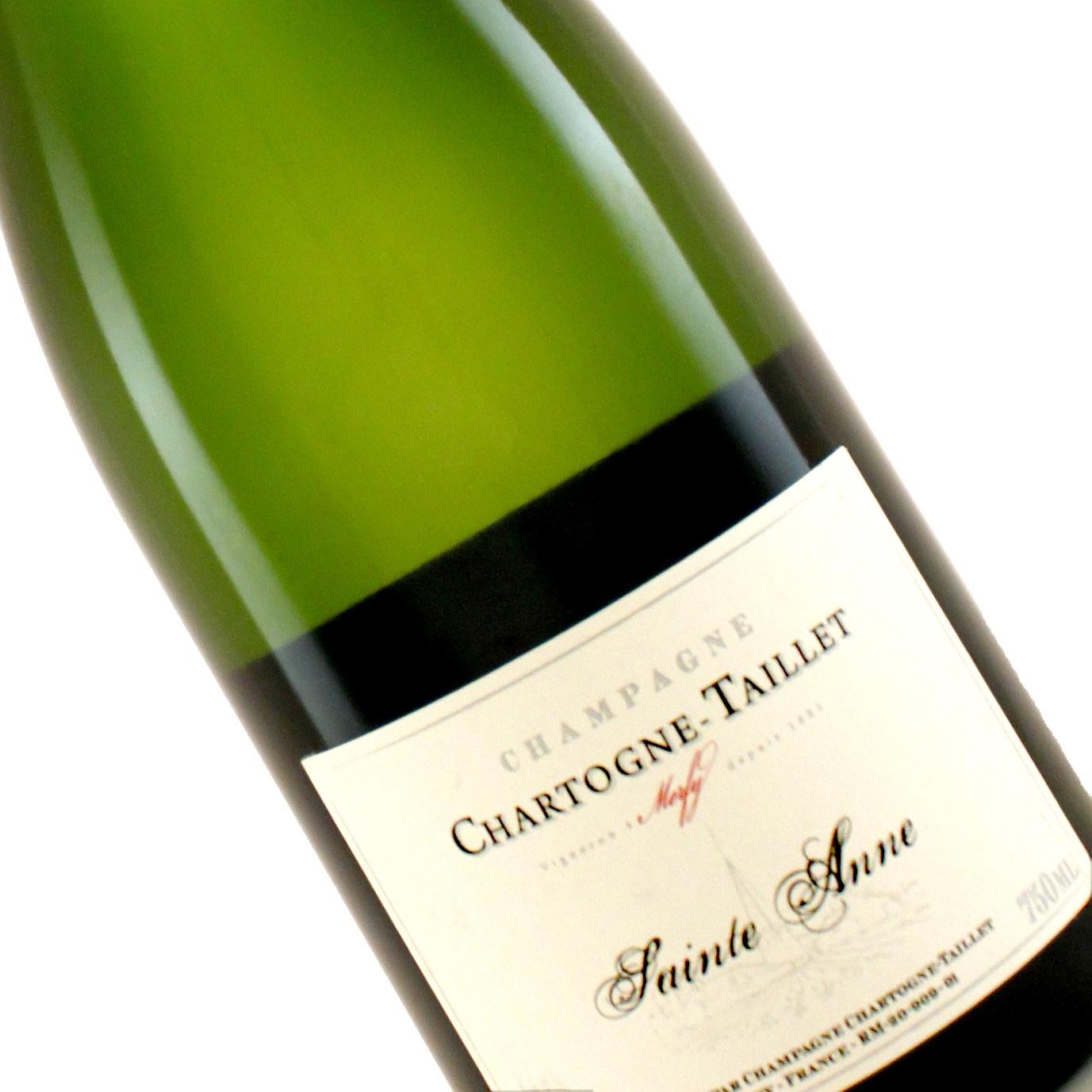 "Chartogne-Taillet N.V. Champagne Brut ""Sainte Anne"""