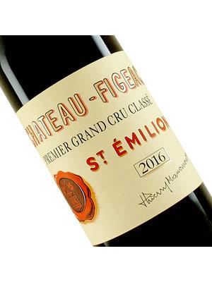 Chateau Figeac 2016 St. Emilion Grand Cru, Bordeaux