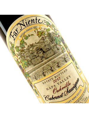 Far Niente 2017 Cabernet Sauvignon Estate Bottled, Oakville, Napa Valley