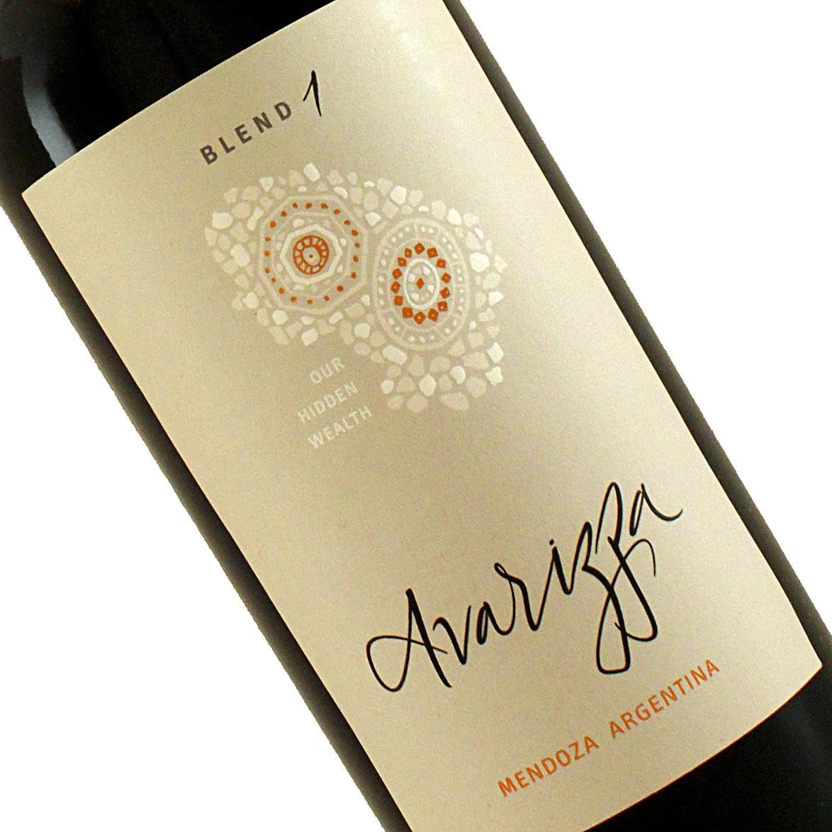 Wine of Sins Avarizza  Red Blend, Mendoza
